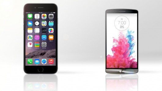 iphone 6 plus lg g3