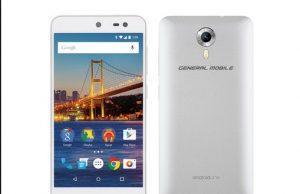 general mobile4g