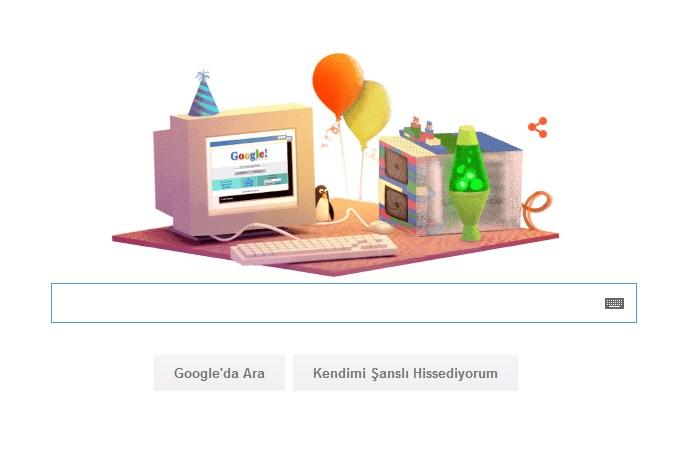 google ne zaman kuruldu