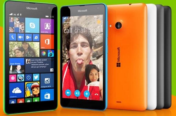 lumia telefonları sessize alma