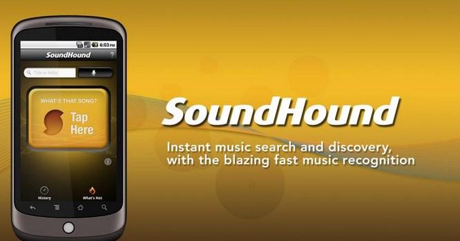 soundhound nasıl kullanılır