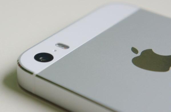 iphone geri sallama nedir