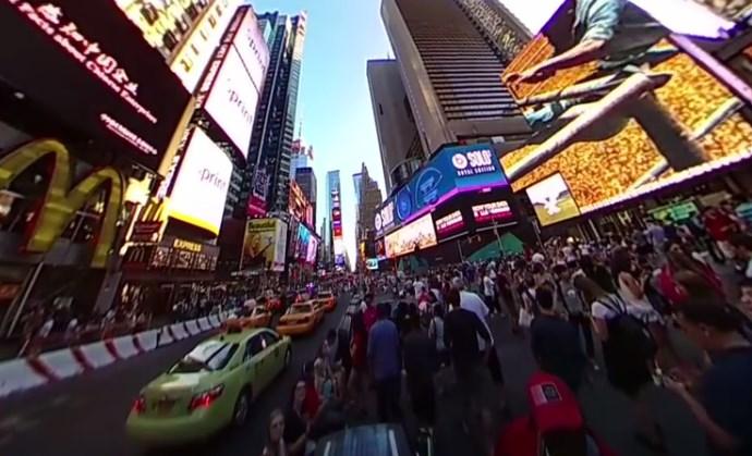 360 derece video nasıl çekilir