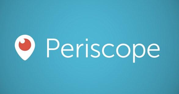 periscope canlı yayın