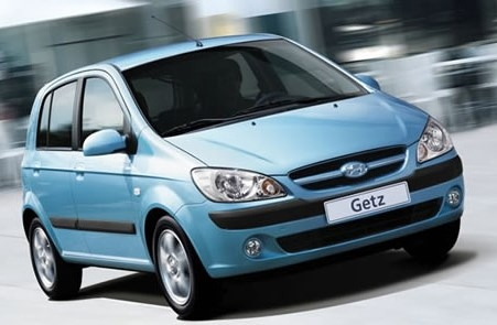 2010 Model Hyundai Getz 1.4