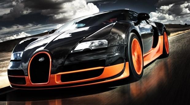 Bugatti Veyron Super Sport [2.4 Milyon Dolar]