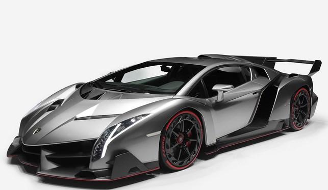 Lamborghini Veneno [4.5 Milyon Dolar]