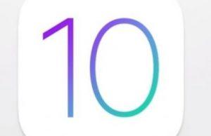 ios 10 iphone 5