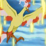 Nadir pokemon Moltres