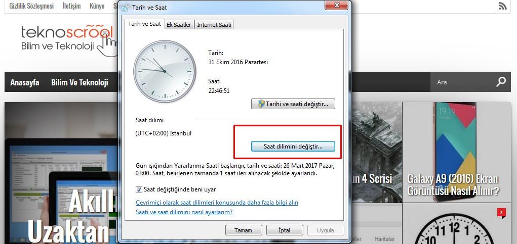 bilgisayar-otomatik-saat-guncellemeyi-iptal-etme