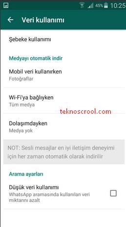 whatsapp-otomatik-indirmeyi-kapatma