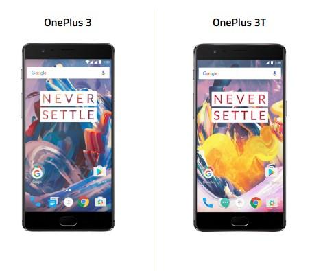 oneplus-3-ile-oneplus-3t-farklari