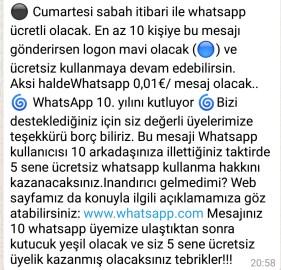 whatsapp-spam-mesaj