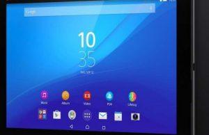 Sony Xperia Z6 Tablet