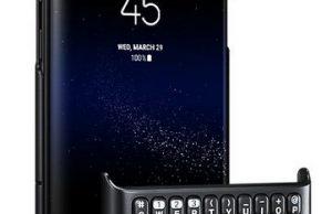 galaxy s8 klavyeli kılıf