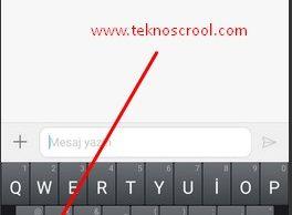 klavye tasarımı