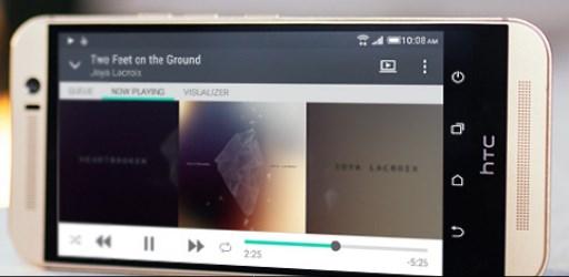 HTC One M9 ekran görüntüsü