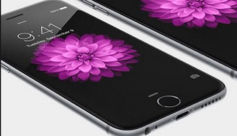 iphone 6 simgeleri