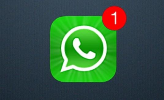 whatsapp bildirim sesi