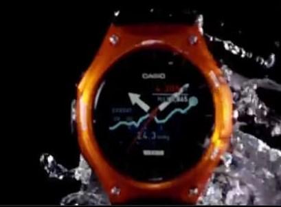 casio akıllı saat
