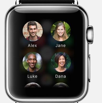 watch ekran görüntüsü alma