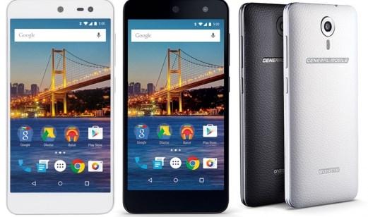 Hangi General Mobile 4.5G ile uyumlu