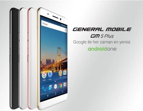gm 5 plus özellikleri