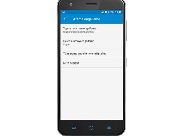 Vestel Telefonlarda Arama Yönlendirme ve Arama Engelleme - Cep Telefonu Ayarları